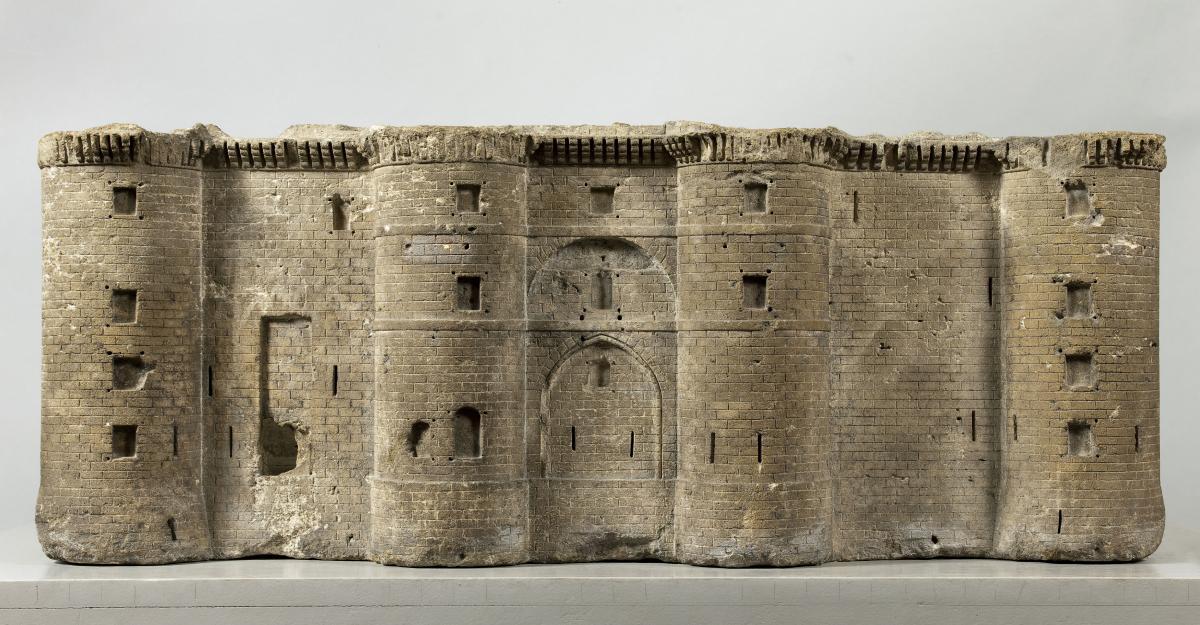 La Bastille (oeuvre exécutée dans un bloc de pierre provenant de la  Bastille) | Carnavalet